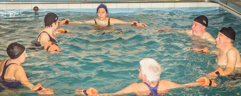 agua gym, agua salud, rehabilitación