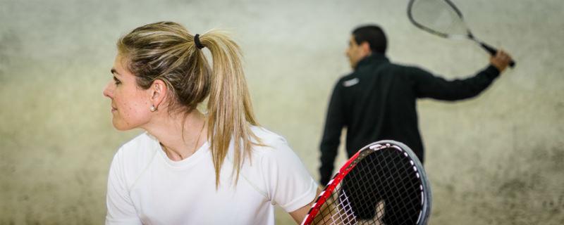 Pistas de squash