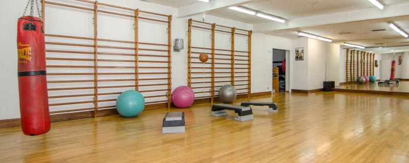 T.B.C. Tonificación, Circuit training, Mat Pilates, Boxeo, spinning, Running, caminar