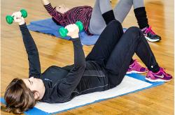 exercicis per embarassades